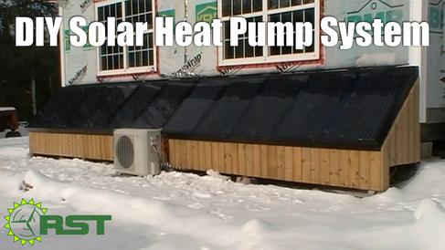 Solar Heat Pump Data Renewable Systems Technology